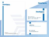 Datafabricx Stationery