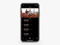 "DailyUI_025 ""TV App"""