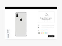 "DailyUI033 ""Customize Product"""