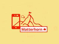 «Matterhorn» school project