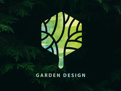 Logo Garden Design