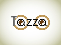Day 6 Tazza Coffee Shop Logo
