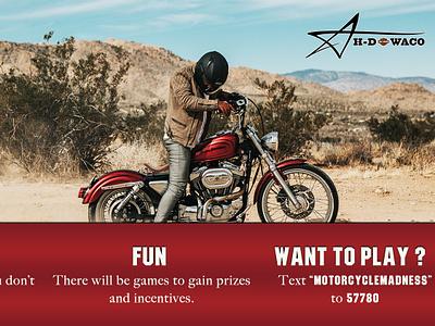 Harley brand guideline art direction branding banner design banner ads banner design