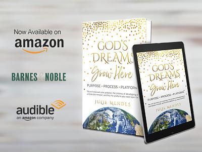God Dreams art direction branding banner design banner ads banner design