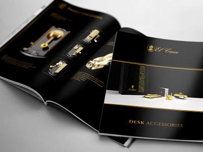 El Casco catalog design catalog magazin design magazine cover magazine magazin