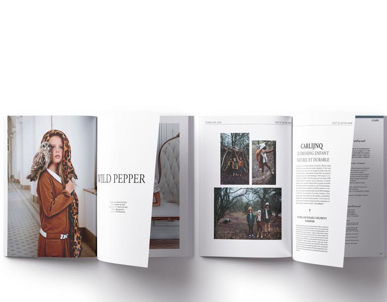 Kids Magazine dizaynah catalog design magazine design