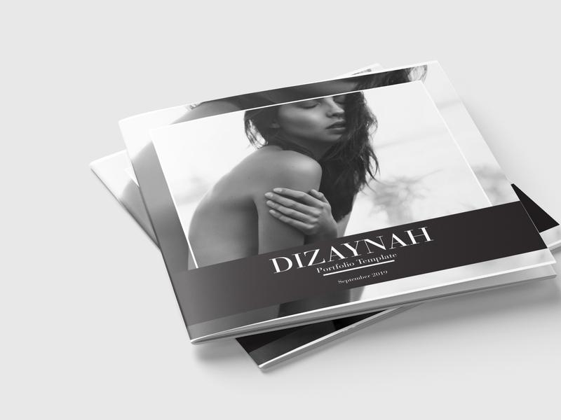 Minimalist square magazine instant download etsy catalog layout catalog template magazine layout magazine template brochure catalog magazine