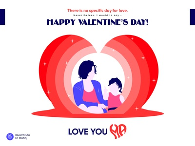Hero Image Illustration - Happy Valentine's Day! 💖