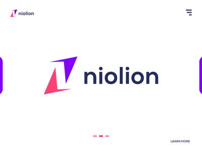 niolion - App Logo Design Branding