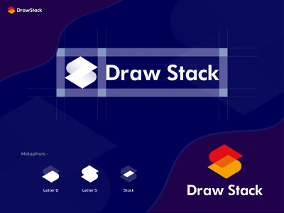 DrawStack Team - Logo design branding ✏🧱 drawstack best logo need logo design agency app logo logo ideas brand book brand design agency clever smart modern brand branding identity graphic design designer mark logomark brandmark illustration logo logo design vector branding design