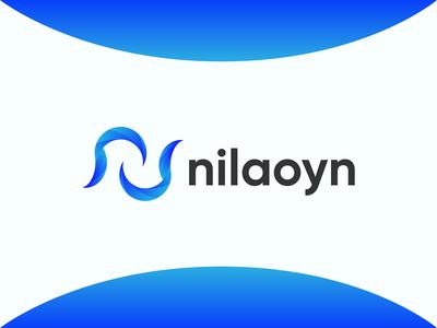 """""""Noilaoyn"""" N letter Logo Design"""
