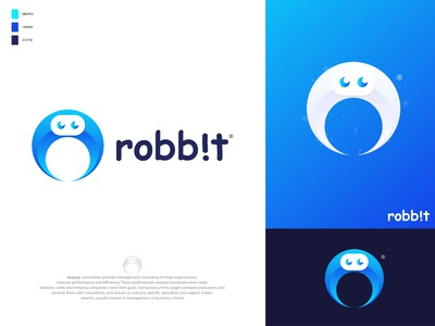 robbit - Logo Design Branding