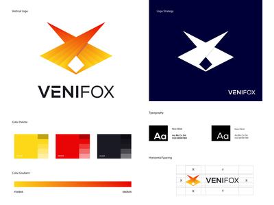 VENIFOX - Logo Design Branding