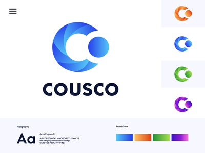 cousco - Logo Design Branding