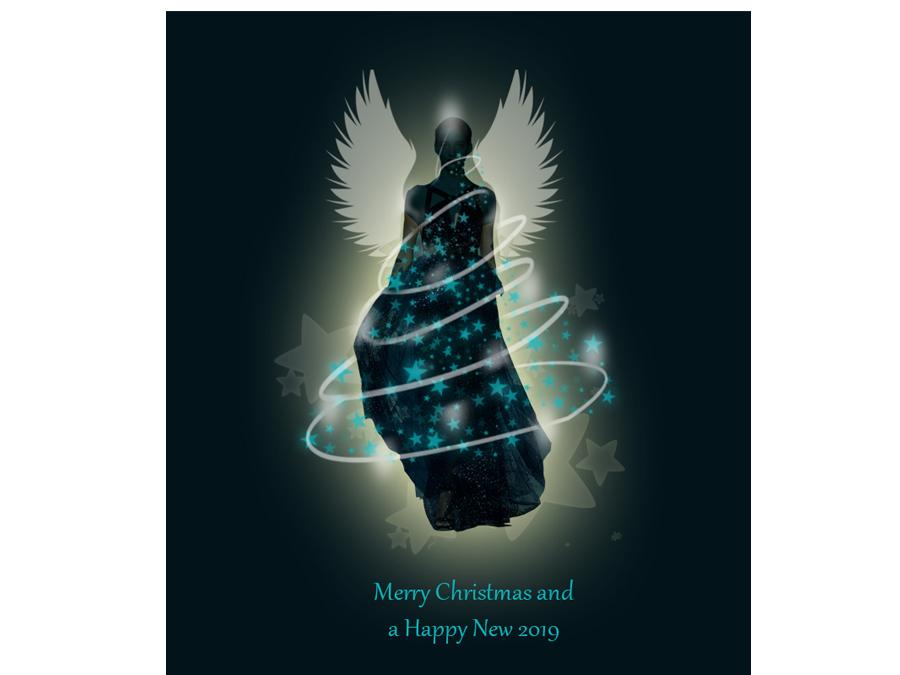 Untitled 2 webmaster.mk beauty center spa center mystical light stars woman angel christmas card