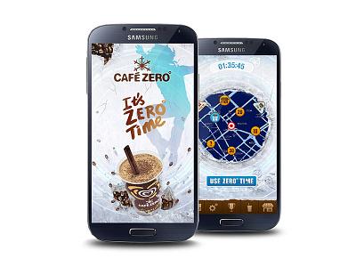 It's zero time ! android app ios app mobile app