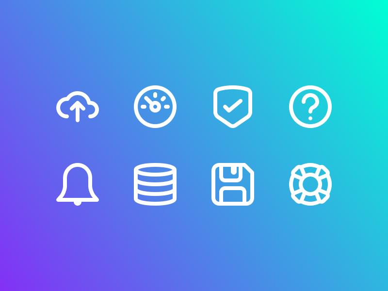Argus icons