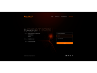 Blakit – Contact Page