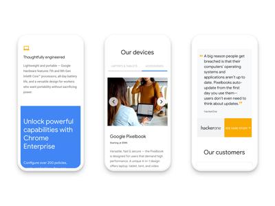 Google Cloud Mobile Shots