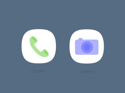 Phone& Camrera