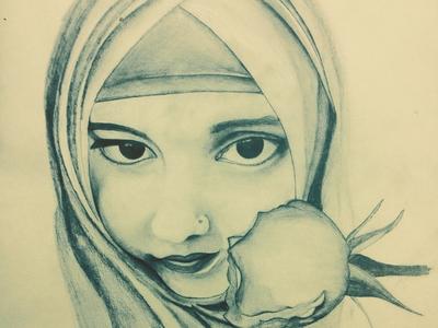 Pencil sketch # Airen