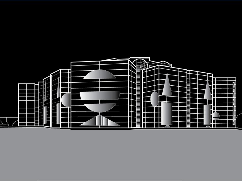 Parliament of Bangladesh illustrator illustration