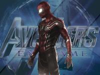 Spiderman : Avengers endgame