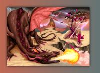 Surrender dragon