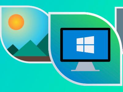 Flat Leaf flat windows 10 icons set icons pack icons
