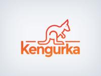 Kengurka Logotype