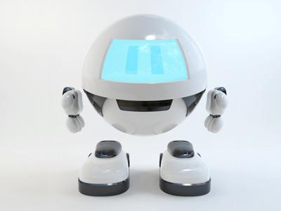 WF 3D character