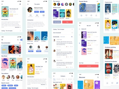 reading book app