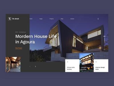 Mordern House