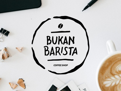 Bukan Barista Coffee shop