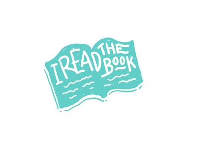 I Read The Book