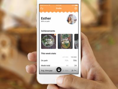 Ate App Profile profile app ate