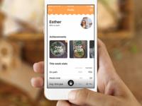 Ate App Profile