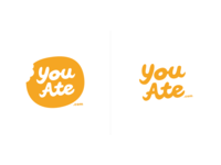 YouAte logo experiment 1.
