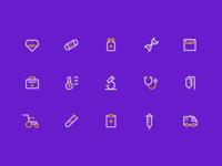 Icon to practice