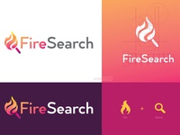 Firesearch - Logo Design