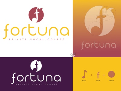 Fortuna - Logo Branding