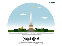 #70th #Myanmar #Independence #day
