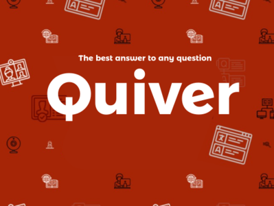 Welcome to quiver