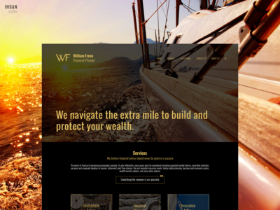 Premium Landing Pages - WilliamFrenn