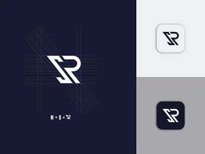 RS Letter Logo letter logo design letter logos letter logodesign logotype letter logo brand design branding design identity brand brand identity logo design design branding logo