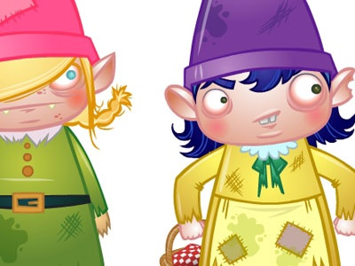 Lucky Super Slots Gnomes