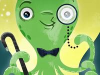 Wedding Octopus-Gents