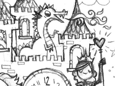 Princess Cuckoo Clock