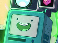 BMO Snaps Splash Screen
