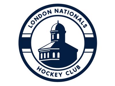 London Nationals Shoulder Crest
